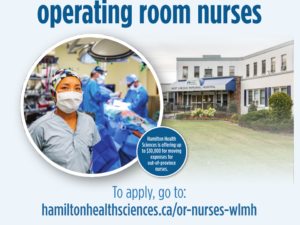 OR Nurses Urgently Required at WLMH