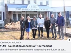 WLMH Foundation Annual Golf Tournament