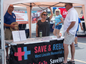 West Lincoln Chamber of Commerce on Saturday
